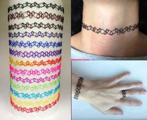 Как сделать резинку на шею 264
