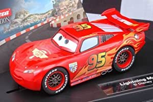 "1/32 Carrera Analog Slot Cars - CARS2 ""McQueen"" (27353)"