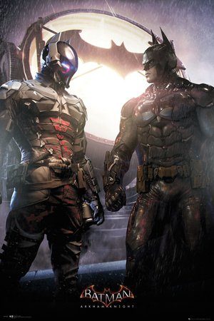 poster-batman-arkham-knight-el-arkham-knight-batman-61cm-x-915cm