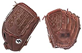 Worth DC1200 D1 Collegiate 12 inch Softball Pattern Infielder Glove