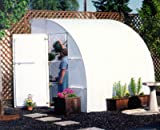 Solexx Harvester Greenhouse 8' X 8' X 8' - 3.5mm