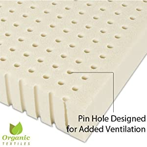 Certified Organic Latex