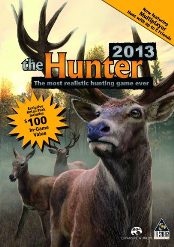 theHunter (PC DVD) - Exclusive Retail Pack