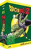 DVD Cover 'Dragonball Z - Box 5/10 (Episoden 139-164) [5 DVDs]