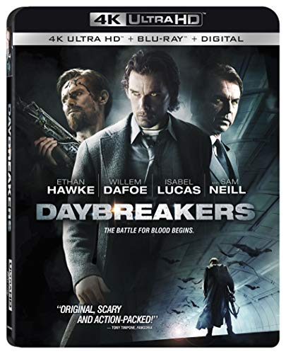 4K Blu-ray : Daybreakers (2 Discos)