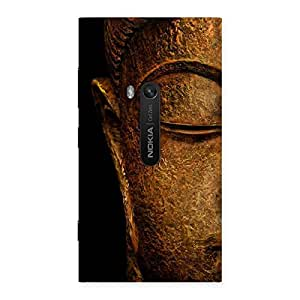Special Lord Buddha Multicolor Back Case Cover for Lumia 920