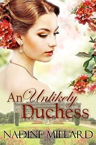 An Unlikely Duchess by Nadine Millard ebook deal