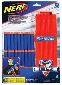 Nerf A0356148 - N-Strike Elite, 18 Dart Clip-System