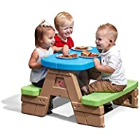 Step2 Sit & Play Picnic Table (without umbrella), 8642KL