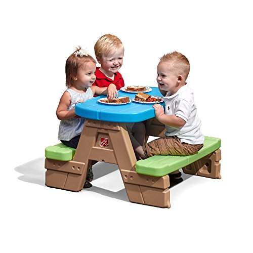 Step2 Sit & Play Picnic Table Playset (Kids Picnic Table Outdoor compare prices)