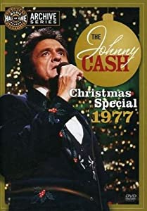 Johnny Cash Christmas 1977