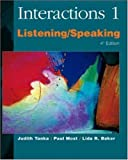 img - for Interactions 1, Listening/Speaking (Bk. 1) book / textbook / text book