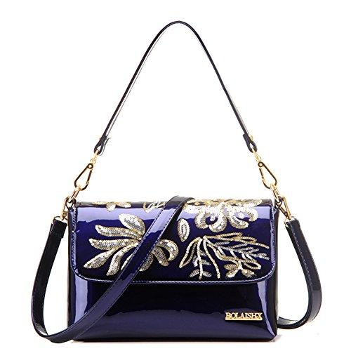 keller-para-mujer-brillante-superficie-bordado-bolsa-de-hombro-bolso-color-azul-talla-talla-unica