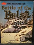 Battle of the Bulge (Tanks Illustrated) (0853685819) by Zaloga, Steven J.