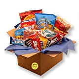 Military Care Package - Snackdown Deluxe Snacks Care Package