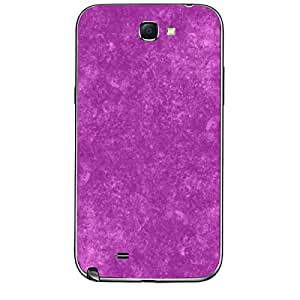 Skin4gadgets Royal English Pastel Colors in Grunge Effect, Color - Fuchsia Phone Skin for SAMSUNG GALAXY NOTE 2 (N7100)