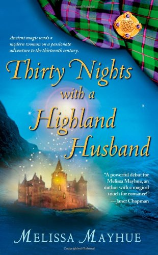 Image of Thirty Nights with a Highland Husband (The Daughters of the Glen, Book 1)