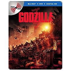 Godzilla: Limited Edition MetalPak [Blu-ray]