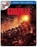Godzilla: Limited Edition MetalPak (Blu-Ray + DVD + Digital HD UltraViolet Combo Pack)
