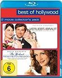 Best of Hollywood - 2 Movie Collector's Pack 7 (Verliebt in die Braut / Die Hochzeit meines besten Freundes) [Blu-ray]