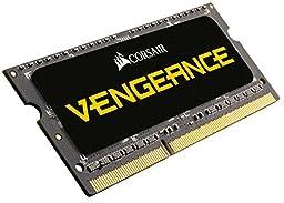 Corsair Vengeance Performance Memory Kit Unbuffered SODIMM 16 DDR3 1866 DRAM CMSX16GX3M2C1866C11