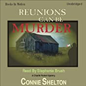 Reunions Can Be Murder: A Charlie Parker Mystery | Connie Shelton
