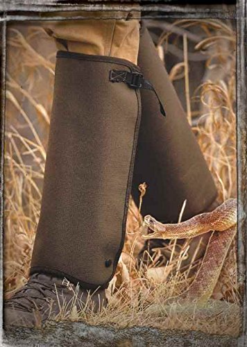 Original Snake Proof Gaiters w Adjustable Straps R