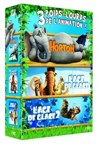 Horton + L'age de glace + L'age de glace 2