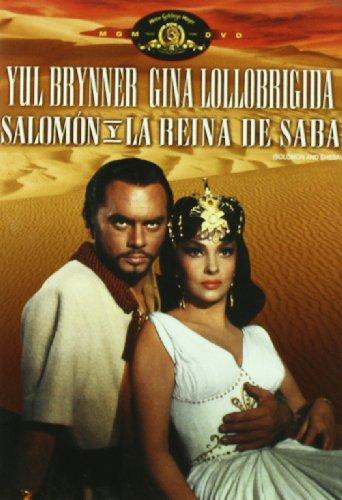Salomón y la Reina de Saba [DVD]