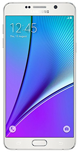 Click to buy Samsung Galaxy Note 5 N920C 32GB Unlocked GSM 4G LTE Octa-Core International 16MP Camera Smartphone w/ S Pen - White - From only $459.99