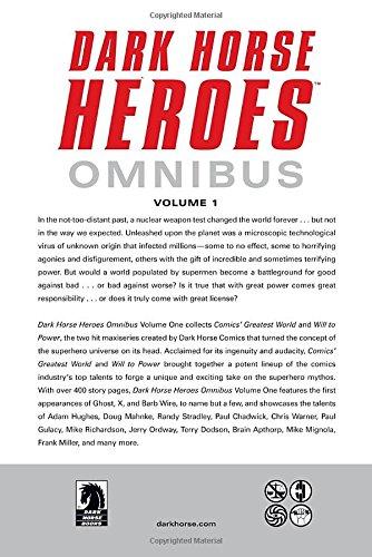 Dark Horse Heroes Omnibus Volume 1: v. 1