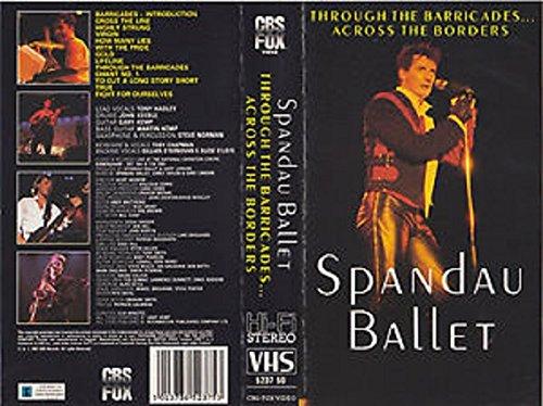 Through the Barricades [VHS]