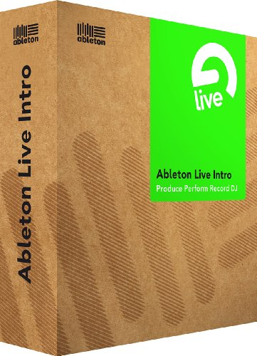 Ableton Live Intro - Now Includes Free Upgrade To Intro 9 When Released In Feb 2013
