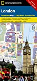 National Geographic Destination City Guide: England (Destination City Map)