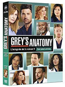 Amazon.fr - Grey's Anatomy (À coeur ouvert) - Saison 9