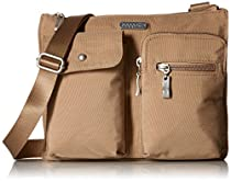 Baggallini Everything Crossbody Travel Bag, Beach, One Size