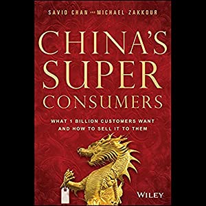 China's Super Consumers Audiobook