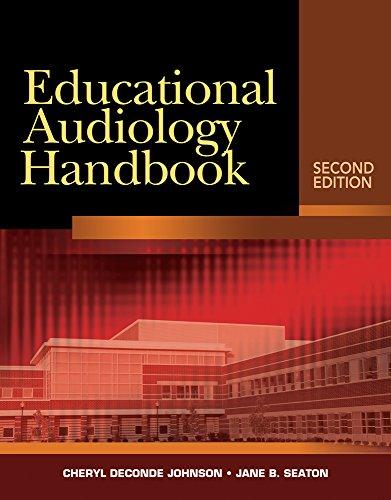 Educational Audiology Handbook (Book Only)
