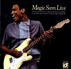 Magic Sam Live