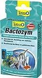 Tetra 753716 Bactozym, für sofortige Bioaktivität in Filter und Aquarium und verbesserte Wasserqualität, 10 Kapseln