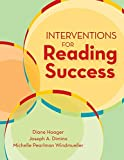 img - for Interventions for Reading Success by Diane Haager (2007-01-15) book / textbook / text book