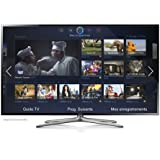 Samsung UE40F6400 TV LED 40'', Full HD, Smart TV, 3D [Importato da Francia]