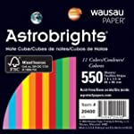 Neenah Astrobrights Note Cube, 3.5 X...