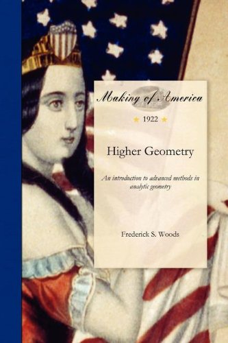 Higher Geometry: an introduction to advanced methods in analytic geometry