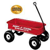 Big Red Classic Wagon Ride On, Red Kids Wagon