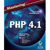 Mastering PHP 4.1by Jacek Artymiak