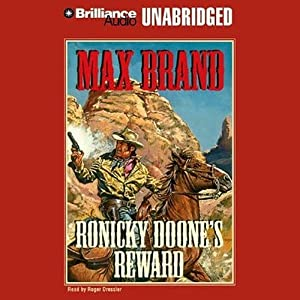 Ronicky Doone's Reward Audiobook
