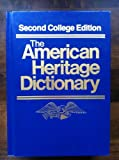 AHD 2ND COLLEGE ED PLAIN EDGE (0395329434) by American Heritage Dictionary