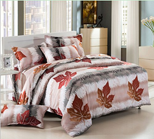 Red Super King Size Duvet Covers