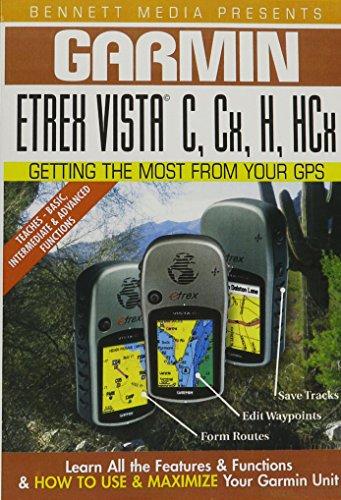 DVD : Garmin Etrex Vista C Cx H Hcx